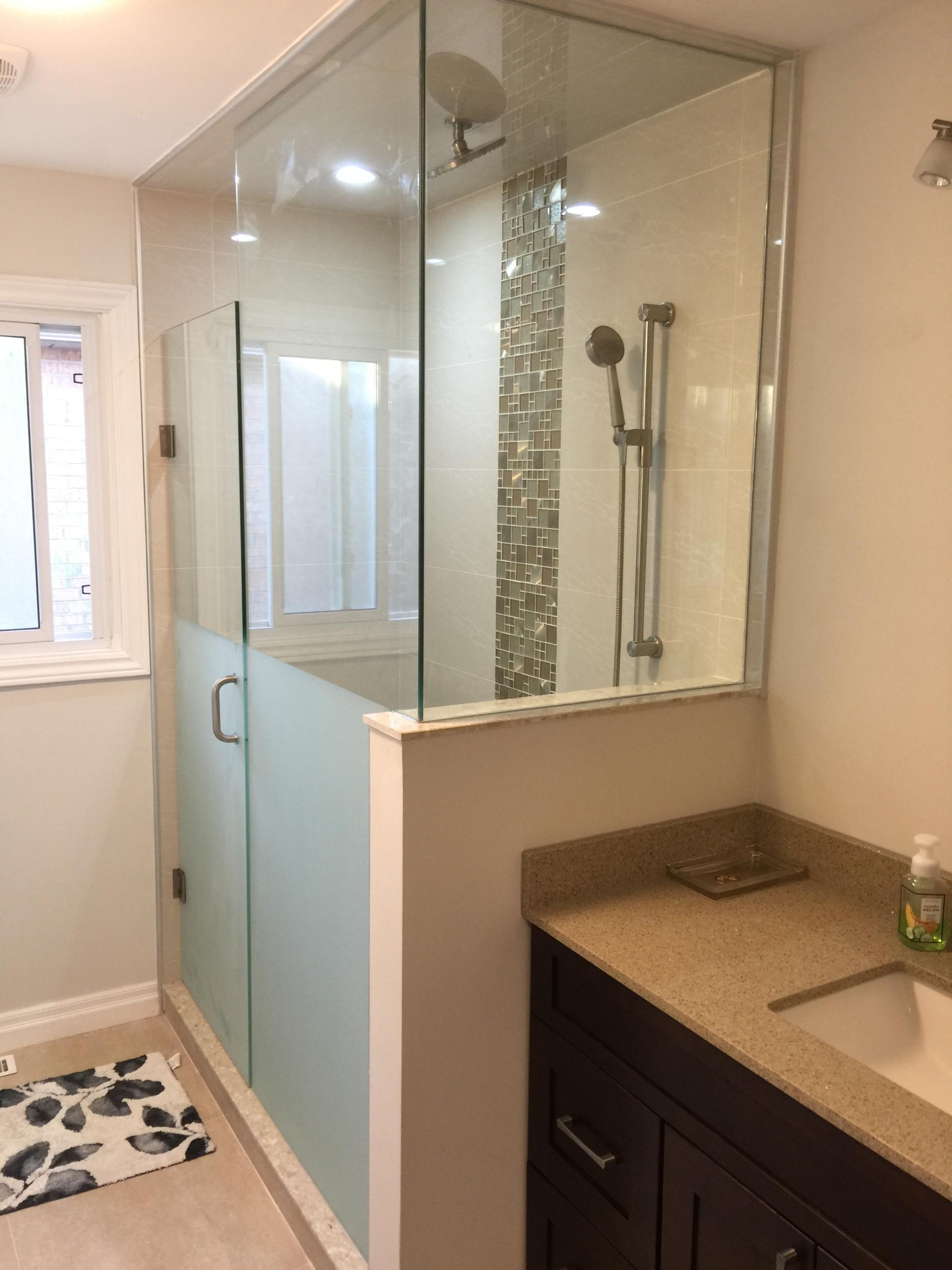 Bathroom Refacing - Baige(5)